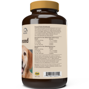 Senior Hip & Joint Advanced Chewable Tablets