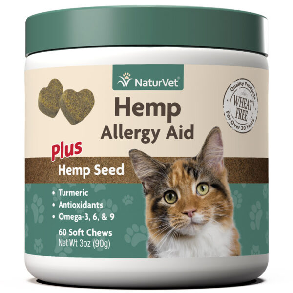 Hemp Allergy Aid Cat Soft Chew