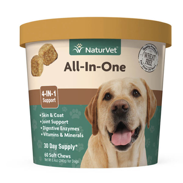 All-In-One Soft Chews