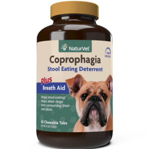 Coprophagia Stool Eating Deterrent Chewable Tablets