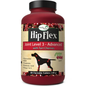 Overby Farm® Hip Flex™ Level 3 Chewable Tablets