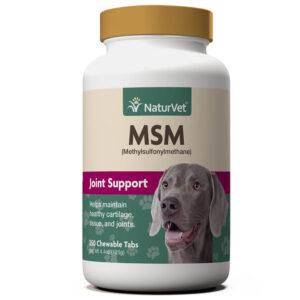 MSM Chewable Tablets