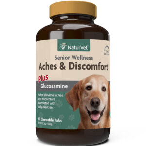 Senior Aches & Discomforts Chewable Tablets