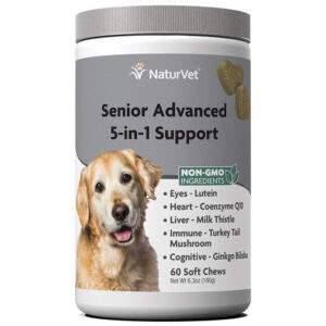 Senior Advanced 5-in-1 Support Soft Chews