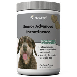 Senior Advanced Incontinence Soft Chews
