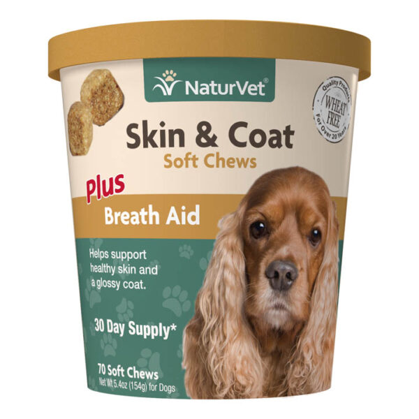 Skin & Coat Soft Chews