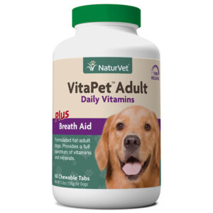 VitaPet™ Adult Daily Vitamins Chewable Tablets