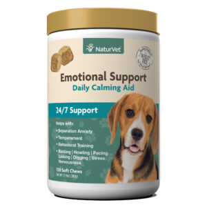 Emotional Support Dog Calming Aid 24-7